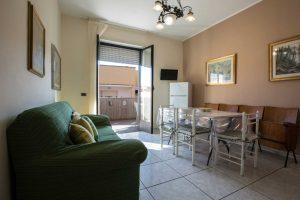 appartamento Rossella Gallipoli cucina